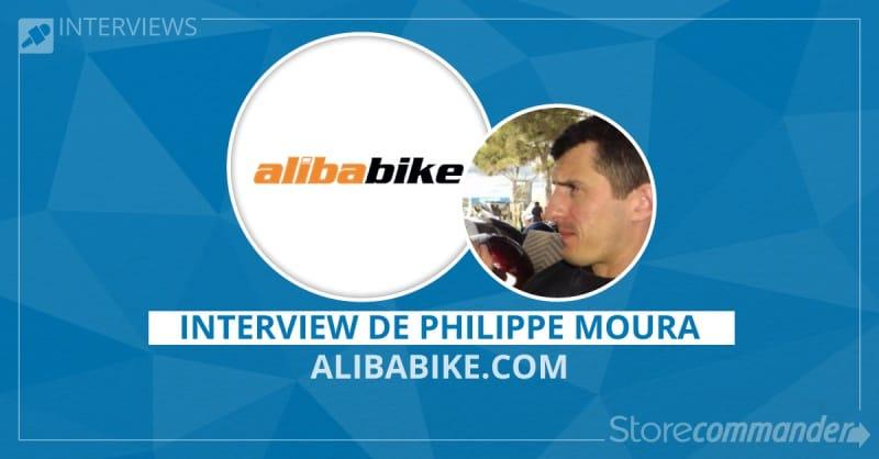 Interview de Philippe Moura - Alibabike.com