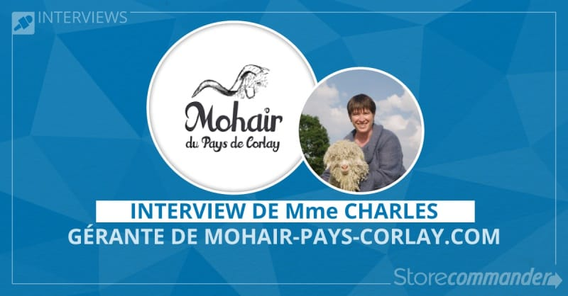 Interview de Mme Charles - Mohair-Pays-Corlay.com