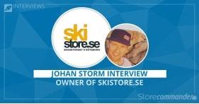 Johan Storm Interview - skistore.se