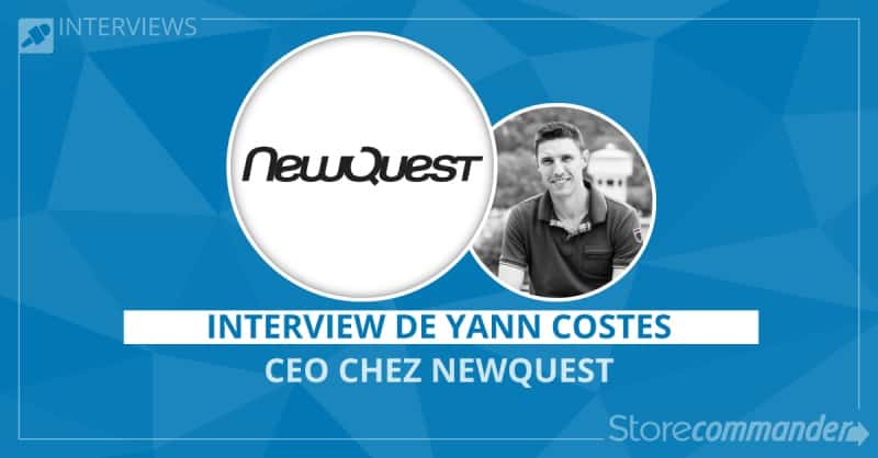 Collaboration fructueuse entre NewQuest et Store Commander